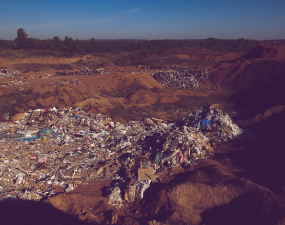 проблема захоронения отходов